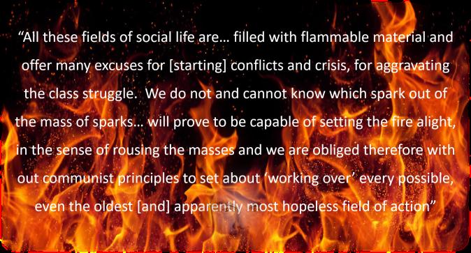 Sparks of Socialism - Vladimir Lenin